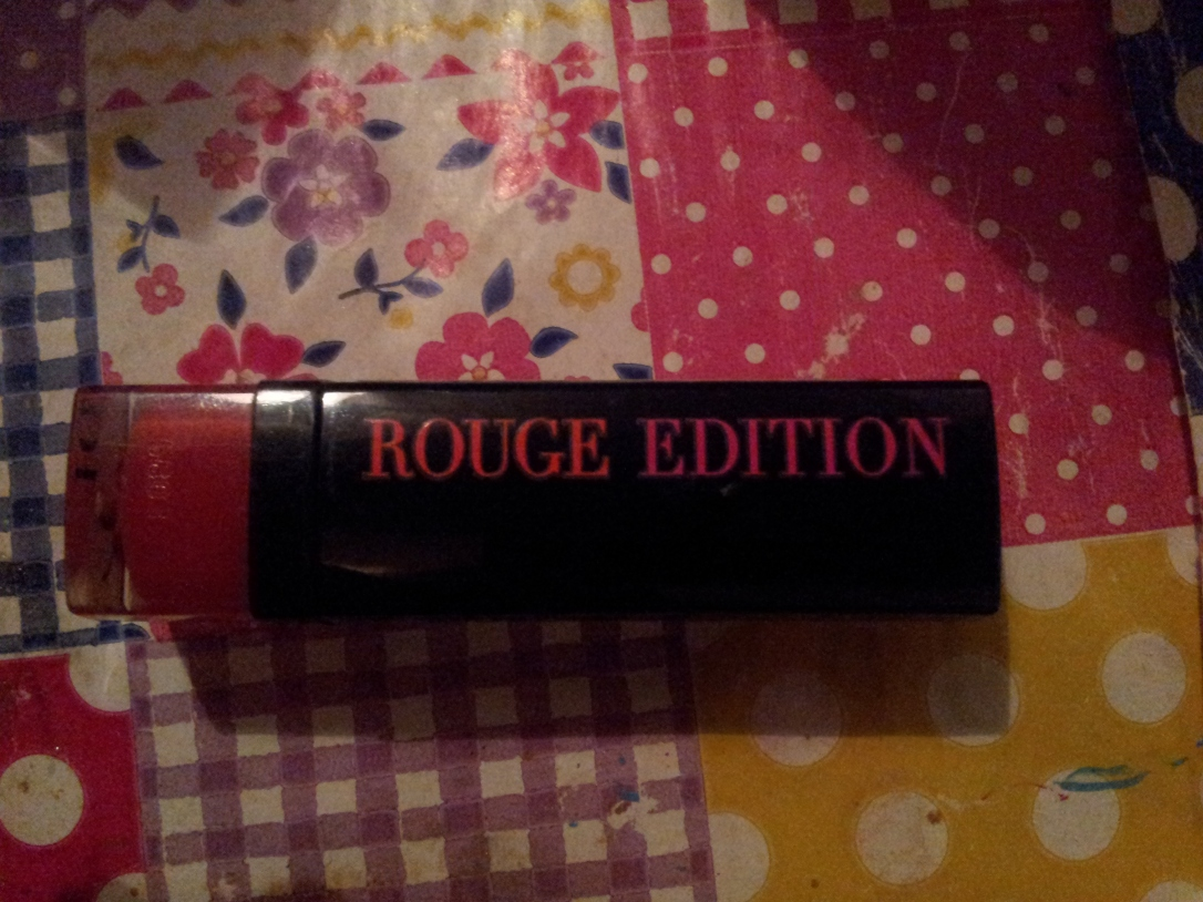 "Bourjois Rouge Edition Lipstick in ""Rouge Buzz"""