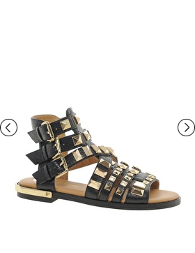 River Island studded Gladiators