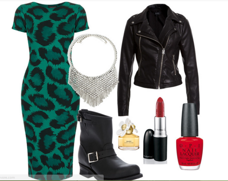 One of my sets from Polyvore