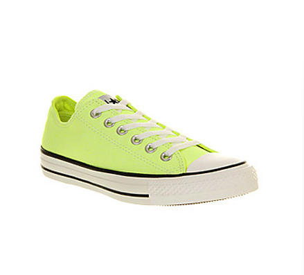 Neon Converse from Office