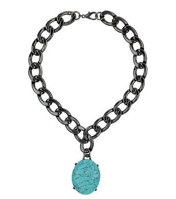 Premium Semi Precious Stone Necklace - Jewellery - Bags & Accessories - Topshop