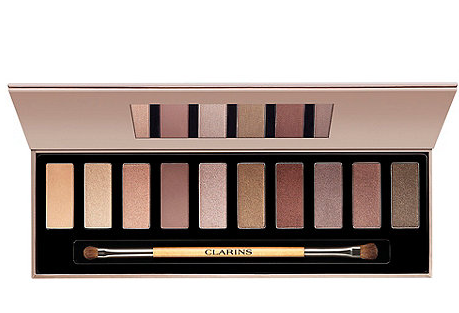 Clarins Eye Make-Up Palette 'The Essentials' Limited Edtion- at Debenhams
