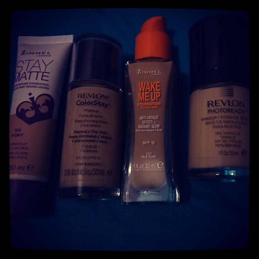 My pick of the drugstore foundations