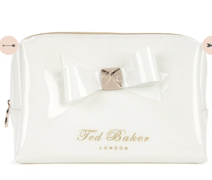 Ted Baker make-up bag