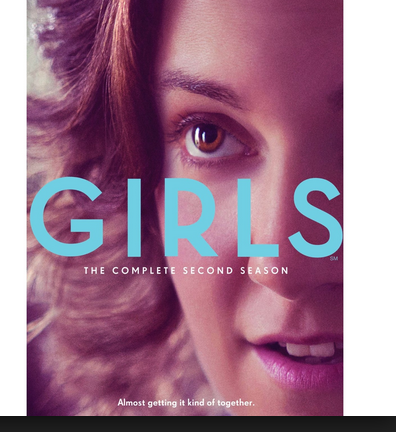 Girls Season 2 boxset