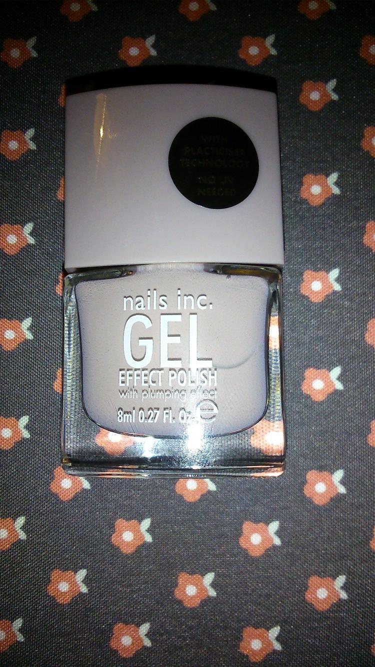 Nails Inc Gel Effect Polish Porchester Square