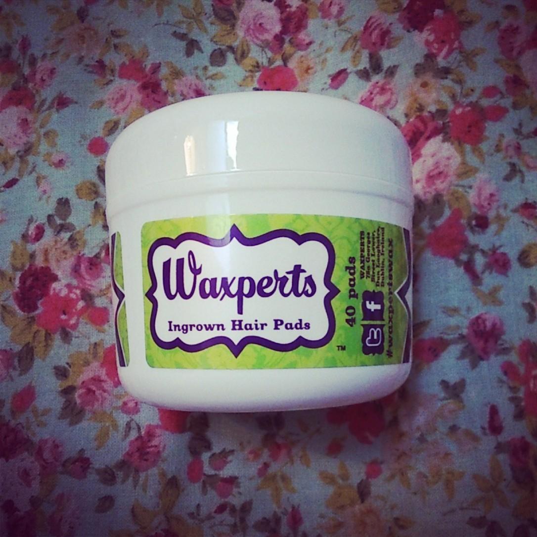IWaxperts Ingrown Hair Pads
