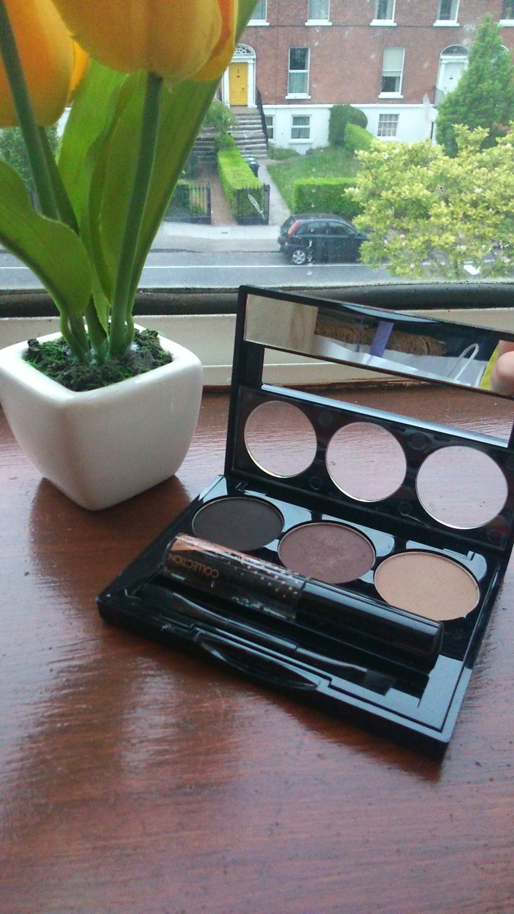 Collection Work the collection Eyebrow kit