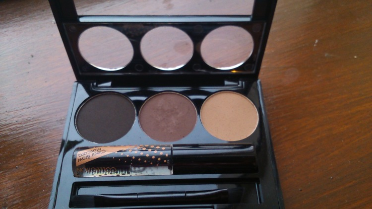 Collection's Work the Colour Eyebrow kit
