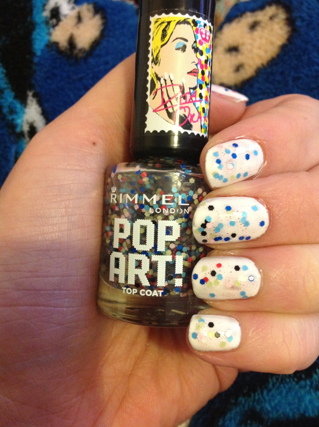 Typical blogger notd