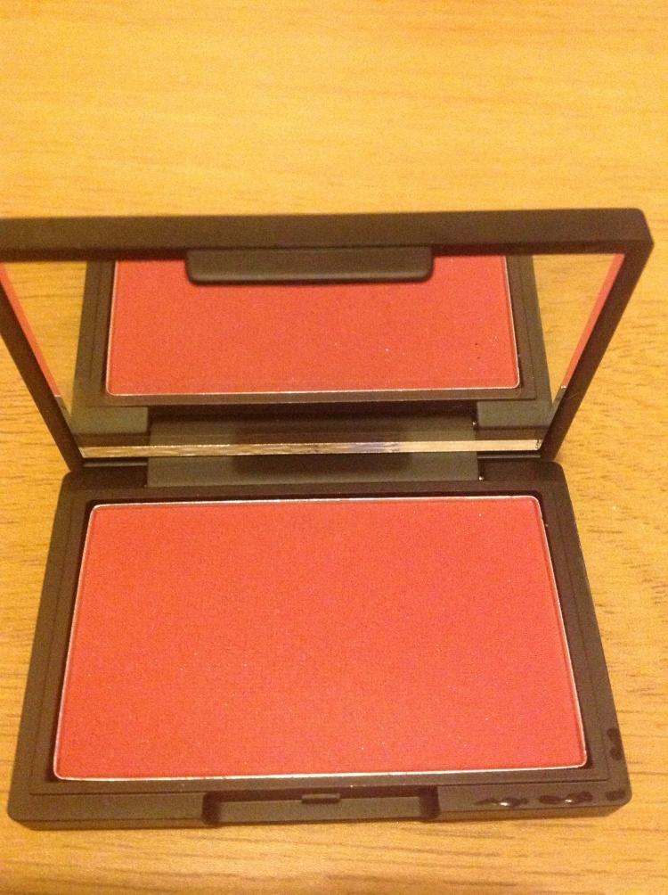 Sleek makeup blush in flushed