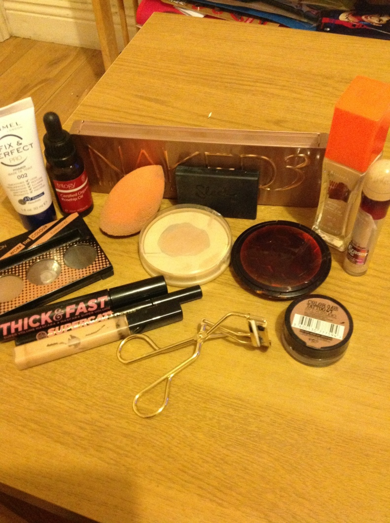 My 2014 Make-up favourites