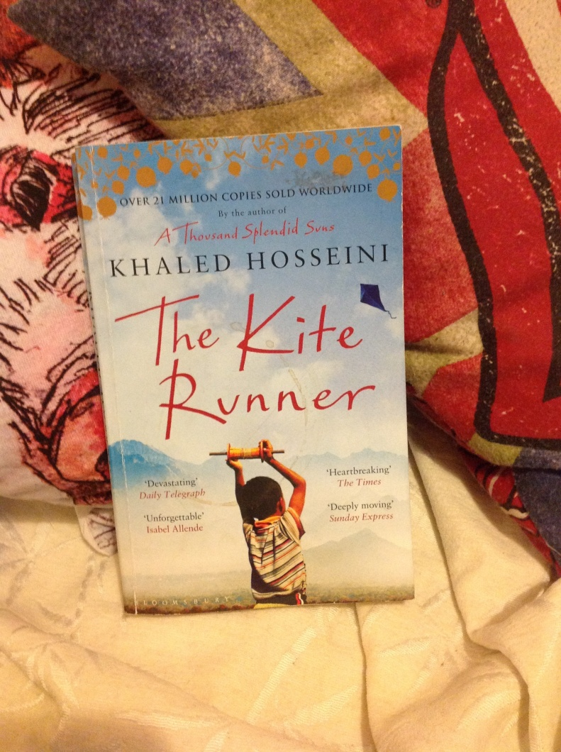 The kite runner by khaled hosseini review I