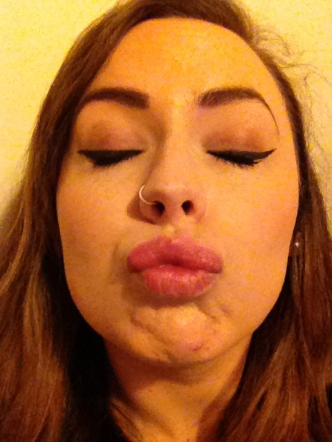 Kisses to all of you, my FABULOUS readers!