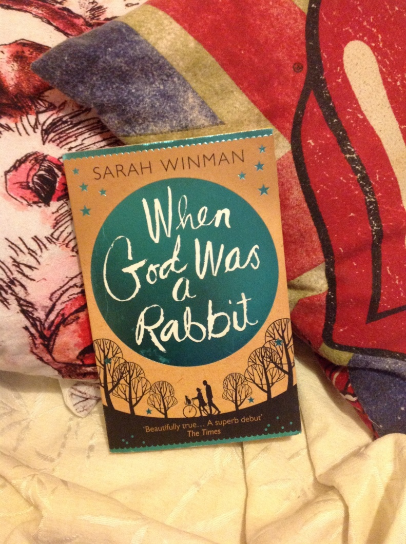 When god was a rabbit by Sara wing