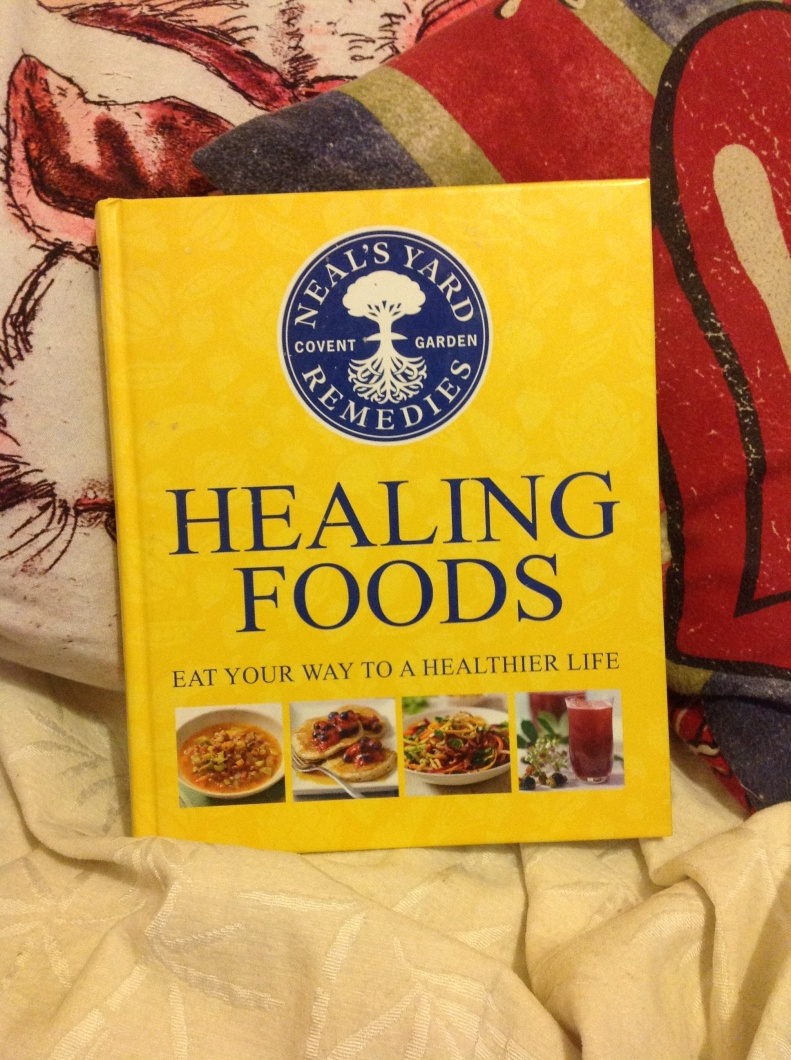Healing foods by neal's yard