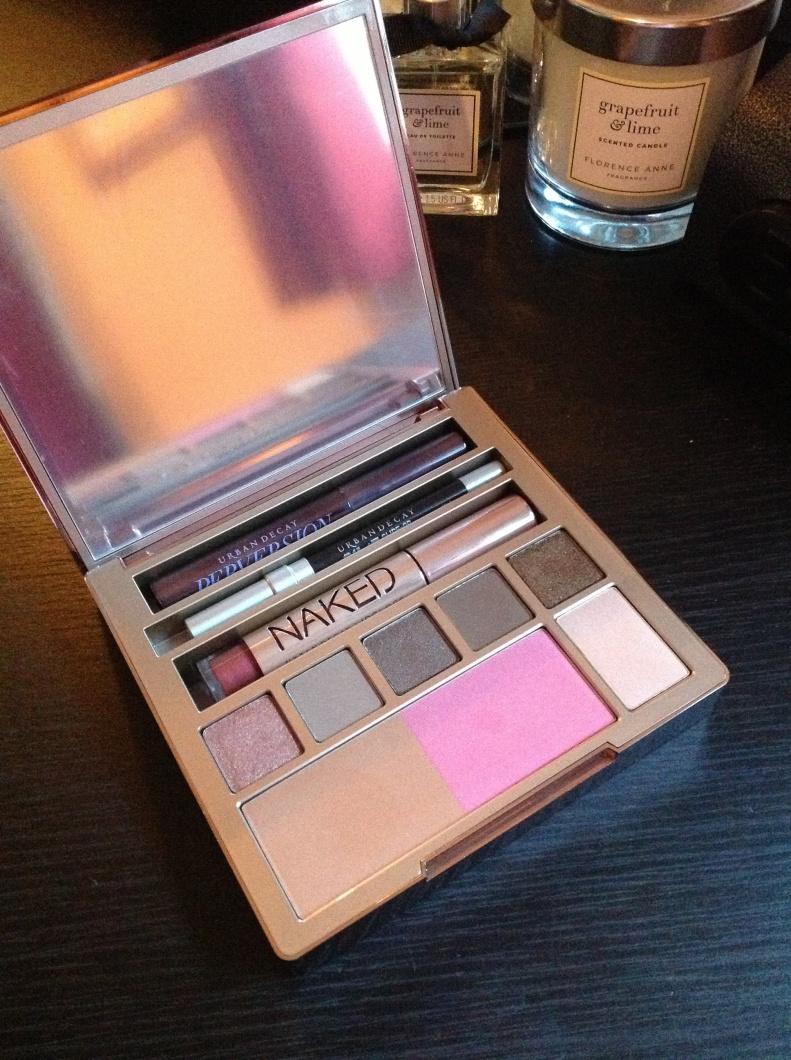 Urban decay on the run palette review and swatches
